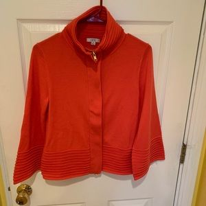 Cache size 8 sweater top